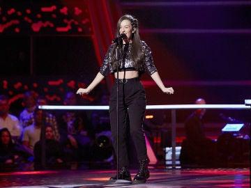 Georgia Izquierdo canta 'Proud Mary' en el Último Asalto de 'La Voz Kids'