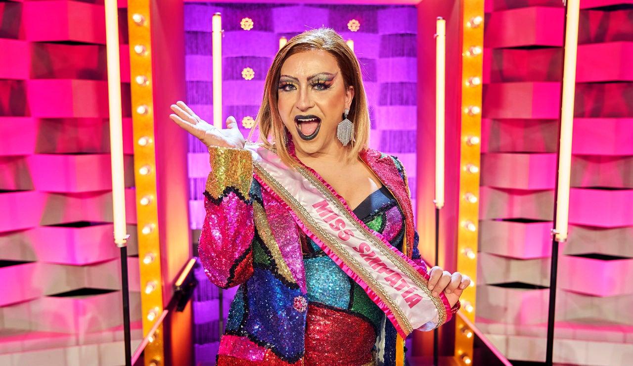 Pupi Poisson se corona como Miss Simpatía de 'Drag Race España'