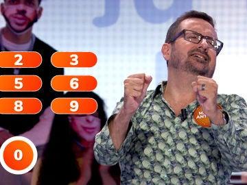 ¡Qué mala suerte! El equipo naranja se queda sin un solo acierto en la prueba '¿Dónde Están?'
