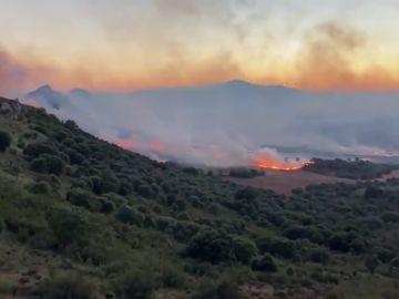 Incendio La Rioja
