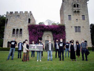 'Los 19 de Meirás' regresan al Pazo siendo ya patrimonio público
