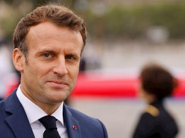 El teléfono móvil de Macron, posible objetivo de espionaje del programa israelí Pegasus