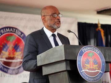 """El nuevo primer ministro de Haití, Ariel Henry, asegura un """"castigo ejemplar"""" para los asesinos de su predecesor"""