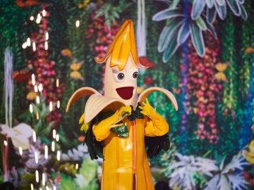 Así es como el Plátano nos ha endulzado el paladar en su paso por 'Mask Singer'