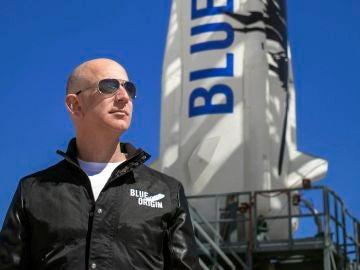 El turno de Jeff Bezos de hacer historia con los vuelos espaciales