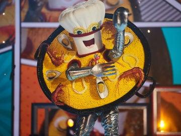 La Paella sueña con su 'Dear future husband' y se estrena en 'Mask Singer'