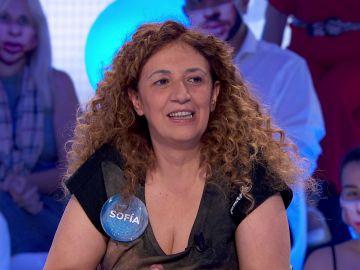 Roberto Leal mete a Sofía en un lío con una comprometida pregunta sobre Marco Antonio