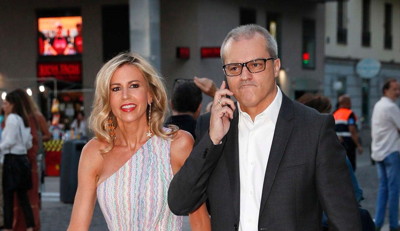 Ramón García y Patricia Cerezo, en Madrid