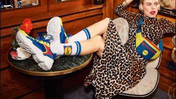 Las zapatillas están disponibles desde la talla 37 hasta la 46