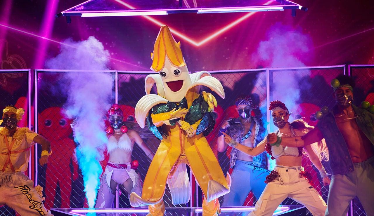 El Plátano nos habla de su 'Chica ideal' en 'Mask Singer'