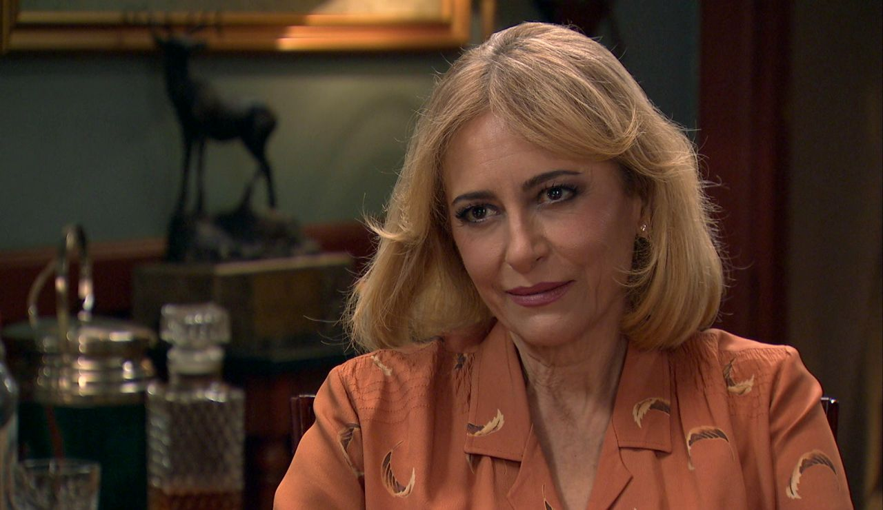 Avance 'Amar es para siempre': Ángela le tiende una trampa a Emma y las mentiras de Manolita se tambalean