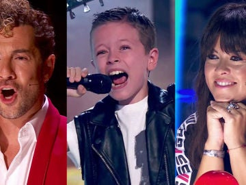 El TOP 5 de la Semifinal de 'La Voz Kids': todo un canto a la sensibilidad, a la pasión y a la fuerza