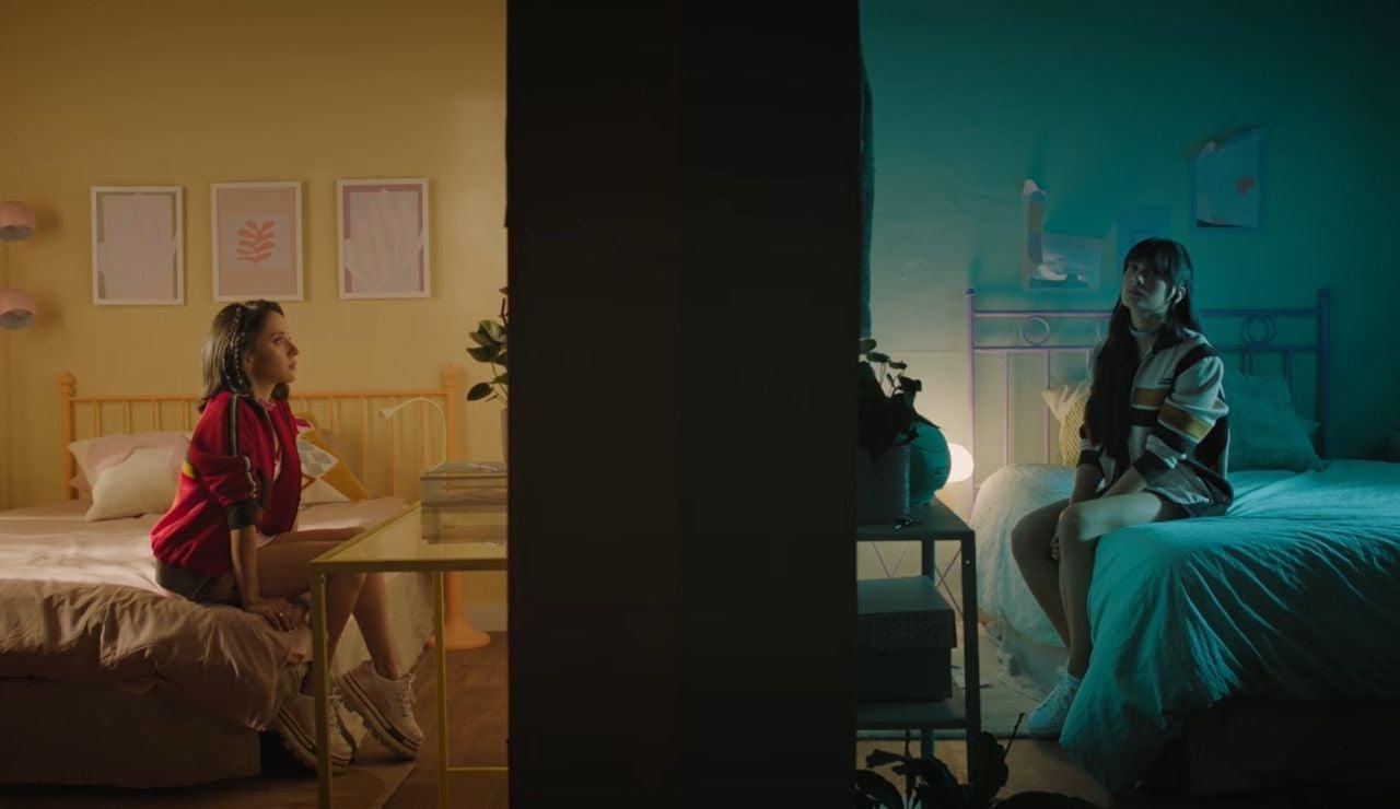 El amor incondicional 'Aunque no sea conmigo', el nuevo tema de Aitana y Evaluna que todo el mundo esperaba
