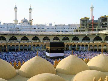 """El """"hach"""" o peregrinación anual a la Meca termina este año """"con éxito"""" sin contagios por coronavirus"""
