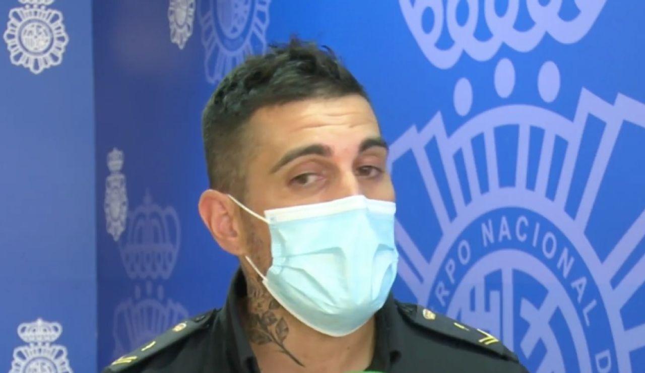 Habla un policía que participó en el rescate de la menor secuestrada en un sótano de Carabanchel