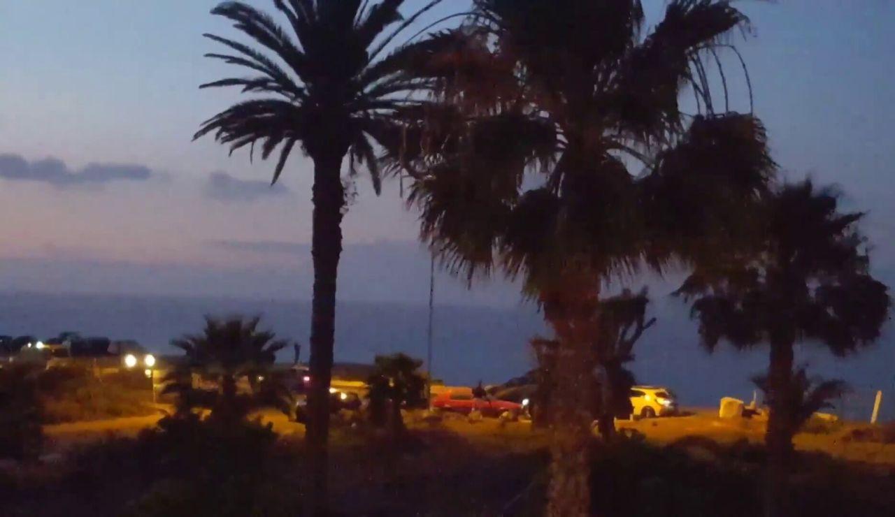 Carreras ilegales en Canarias