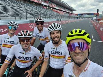 Un masajista de la selección española de ciclismo para los Juegos Olímpicos, positivo en coronavirus