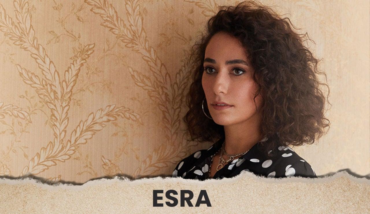 Esra Ruşan es Esra