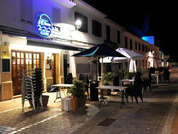 Imagen de la localidad menorquina de Sant Lluis.