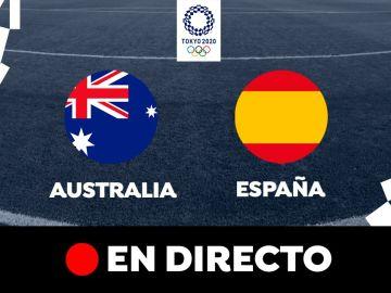 Australia - España: Partido de hoy de los Juegos Olímpicos, en directo