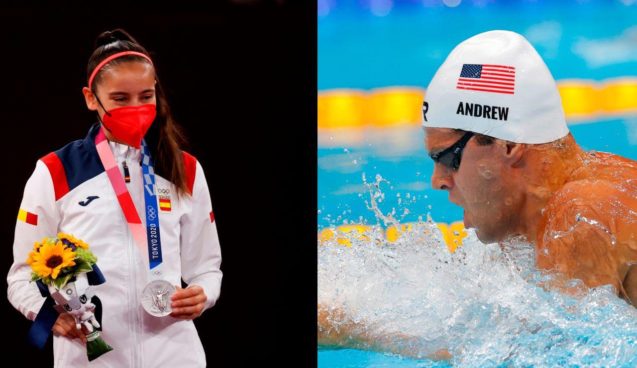 España acaba el primer día en los JJOO por delante de Estados Unidos en el medallero por primera vez desde el 1900