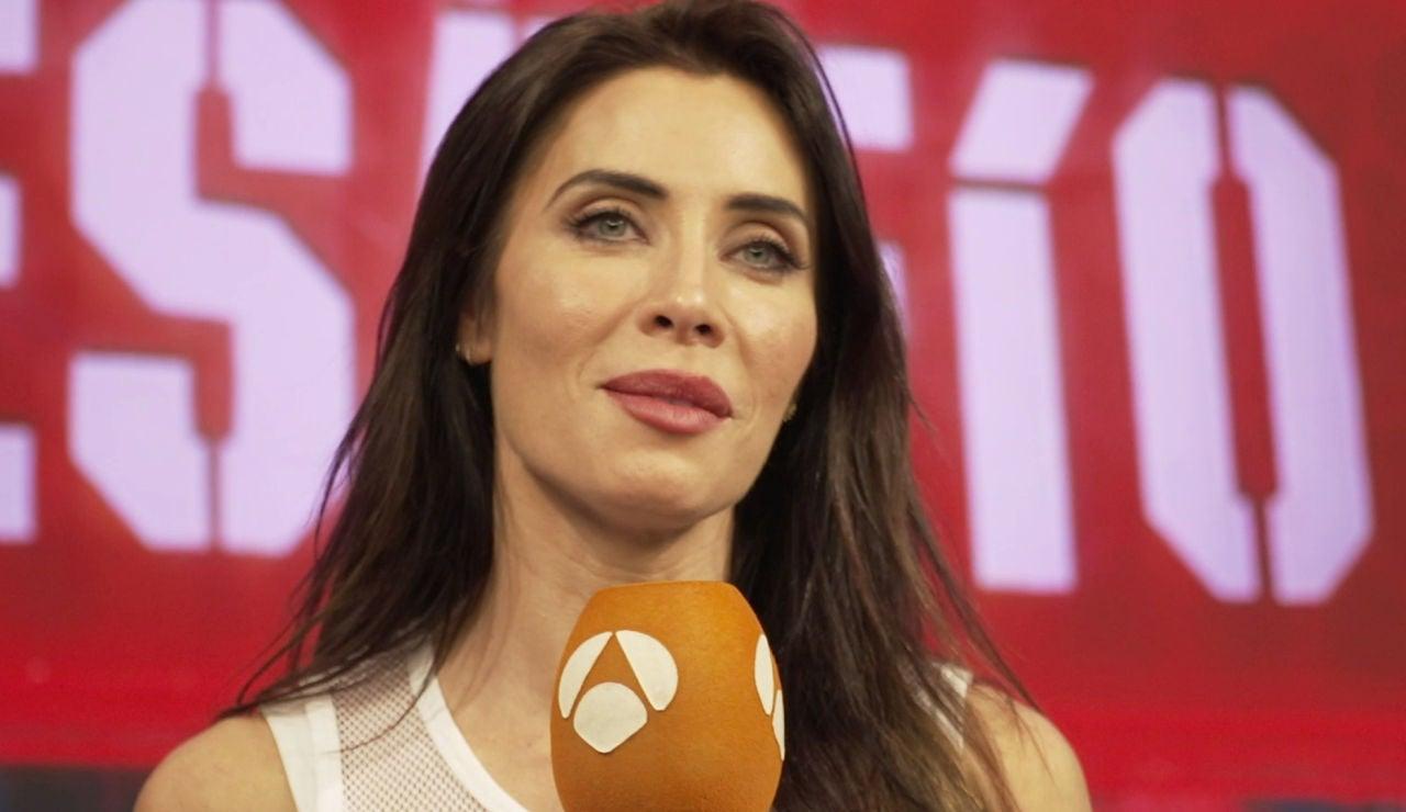 Pilar Rubio se sincera sobre sus retos en 'El Hormiguero 3.0'