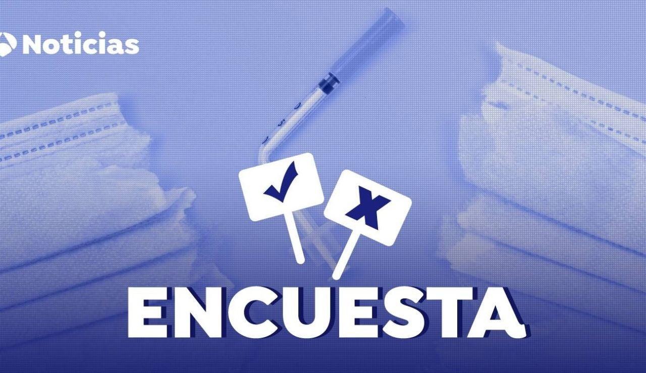 Encuesta: ¿Crees que habría que restringir los derechos a los negacionistas del coronavirus?