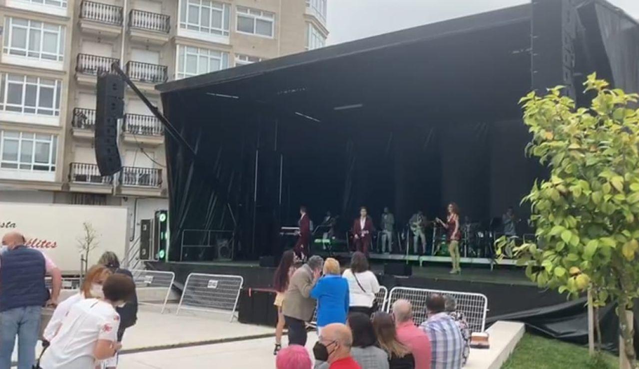 Las orquestas gallegas agravan su crisis tras otro verano casi en blanco