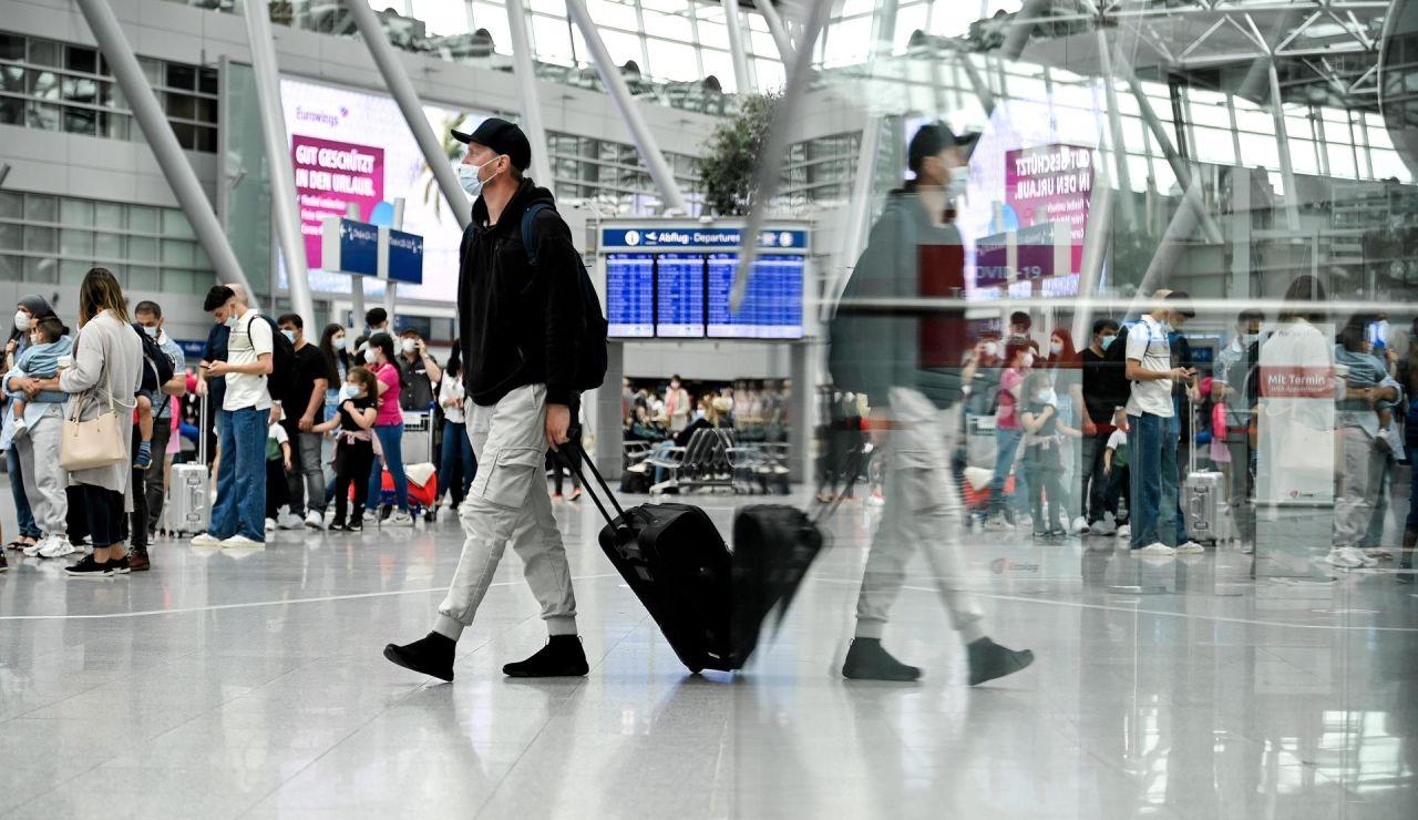 Alemania regreso aeropuertos