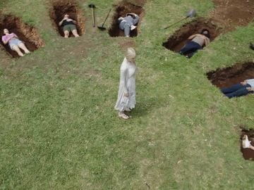 Nicole Kidman en 'Nine perfect strangers'