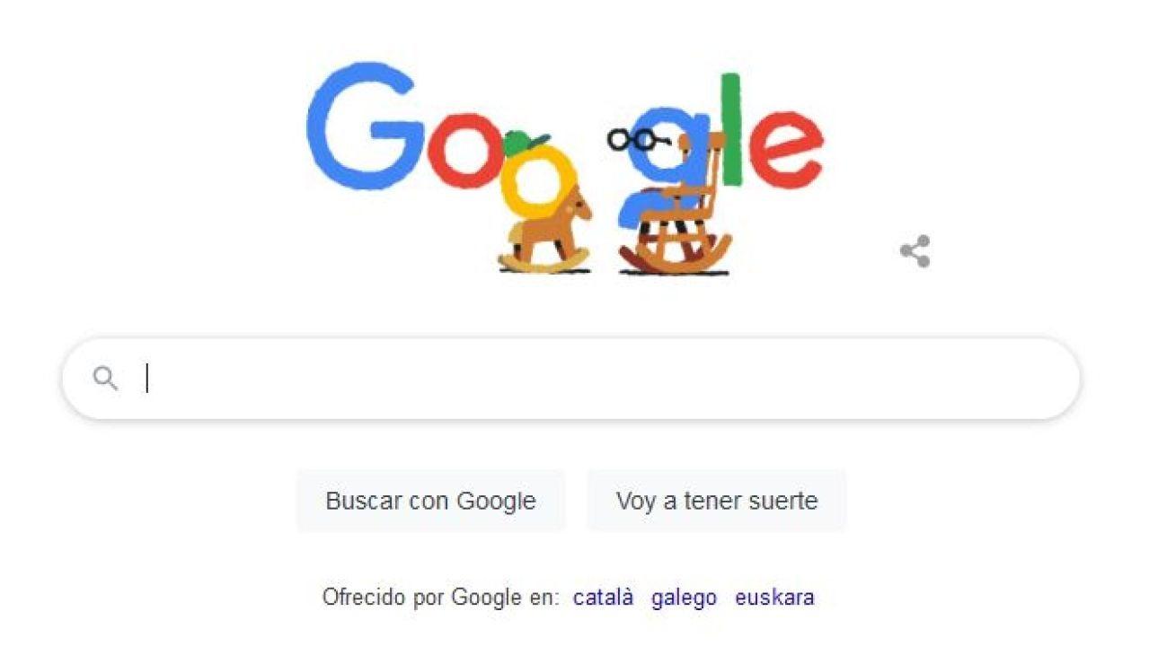 Google dedica un doodle especial en conmemoración al Día de los Abuelos 2021