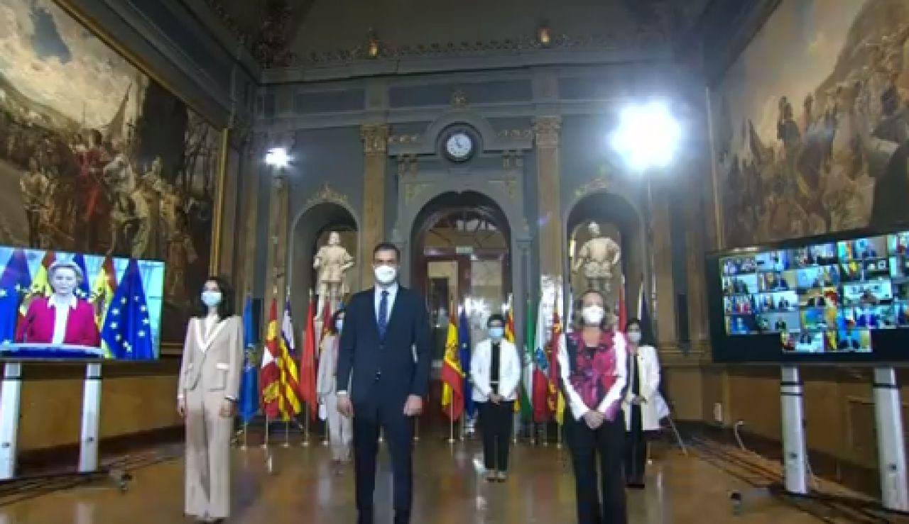 Polémica por la próxima Conferencia de Presidentes: Pere Aragonés rechaza acudir y Urkullu no se pronuncia
