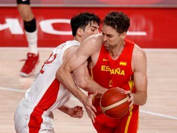 España supera a Japón sin problemas en su debut en los Juegos Olímpicos de Tokio 2020