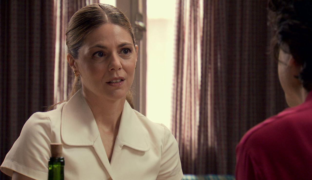 Maica, reflejada en el triste pasado de Sergio: ¿superará su desamor con Gorka?