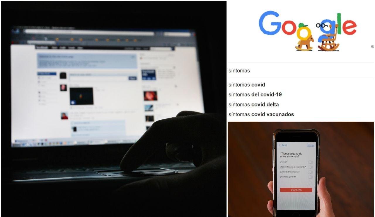 """Google, el mejor termómetro de la sociedad: """"La gente busca 'síntomas' en Internet a las 4 de la mañana"""""""
