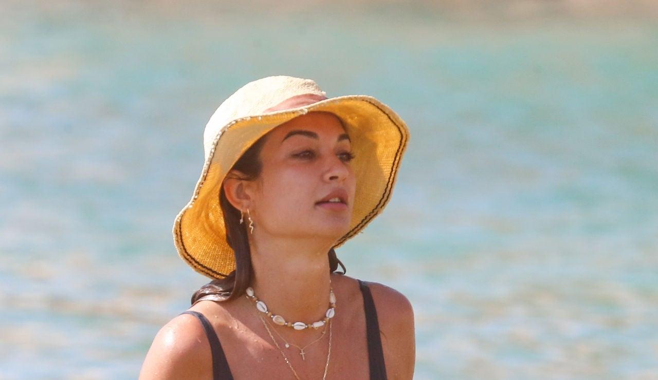 Estela Grande, de vacaciones