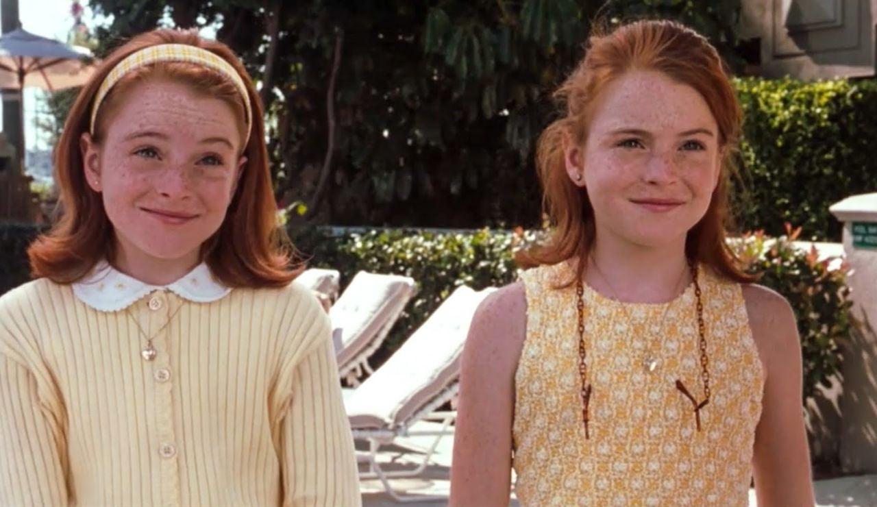Lindsay Lohan en 'Tú a Londres y yo a California'