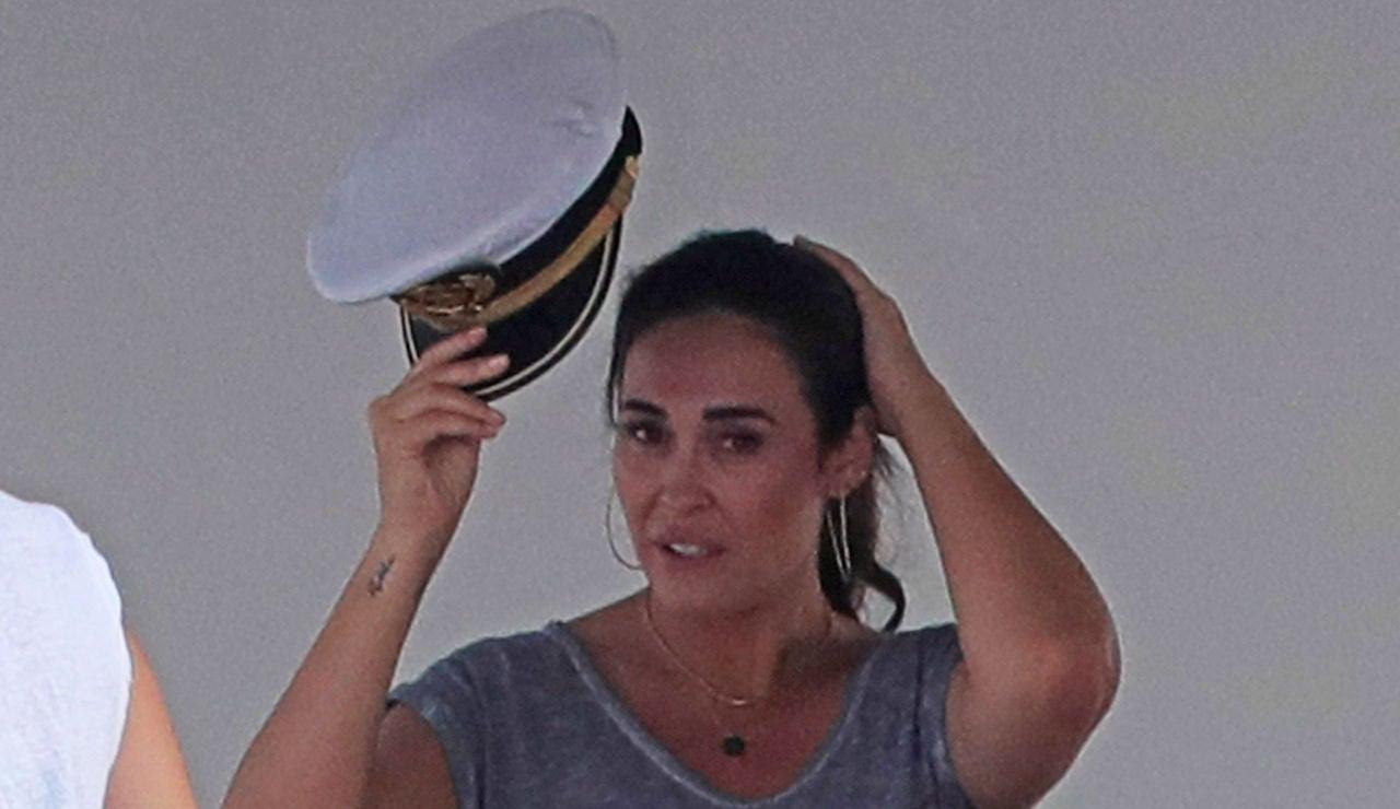 Vicky Martín Berrocal, de vacaciones