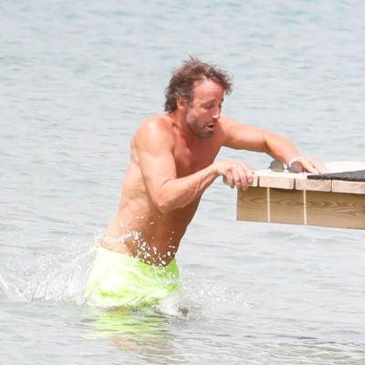 Álvaro Muñoz Escassi, de vacaciones