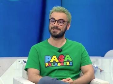 Pablo Díaz, ganador del rosco de Pasapalabra