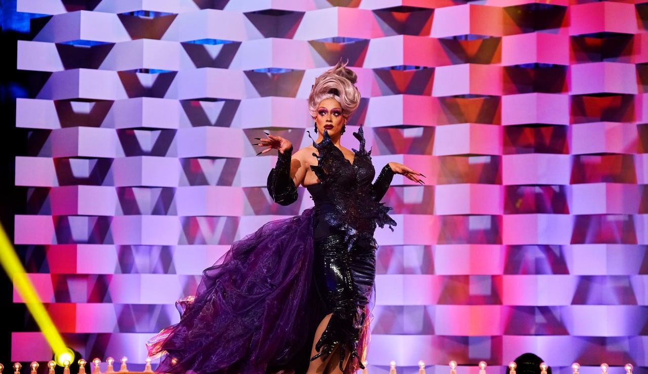 El brillante paso de Killer Queen para conseguir ser finalista de 'Drag Race España'