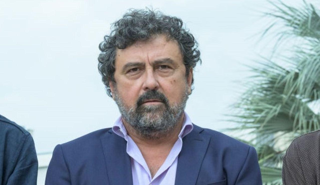 Paco Tous en 'Los hombres de Paco'