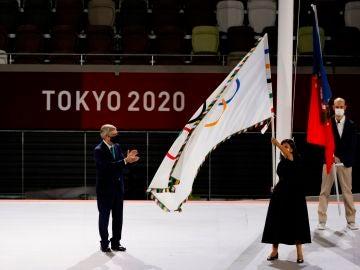 Ceremonia clausura de los JJOO de Tokio 2020