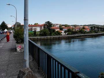 Muere un hombre cuando intentaba cruzar a nado el río Bidasoa hacia Francia