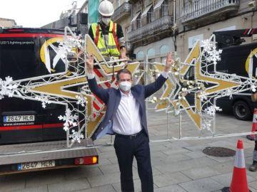 Empieza la Navidad en Vigo de la mano de Abel Caballero