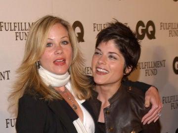 Selma Blair y Christina Applegate