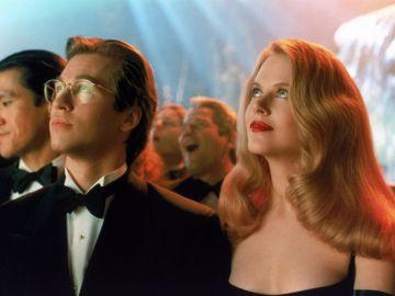 Val Kilmer y Nicole Kidman en 'Batman Forever'