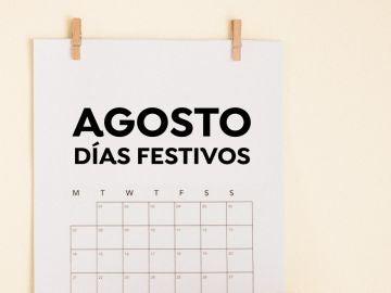 Calendario laboral 2021: ¿Dónde es festivo el lunes 16 de agosto?