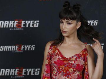 Úrsula Corberó interpreta 'La Baronesa' en 'Snake  Eyes'