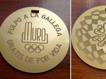Un bar de Lugo ofrece pulpo gratis de por vida para los olímpicos gallegos